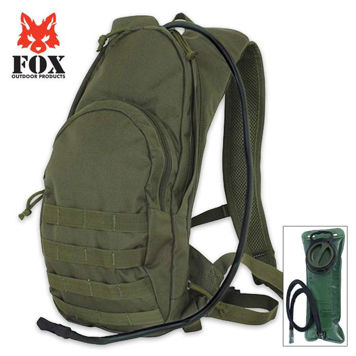 Fox Compact Hydration Backpack