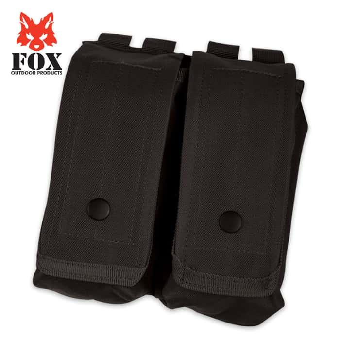 AR-15/AK-47 Dual Mag Pouch
