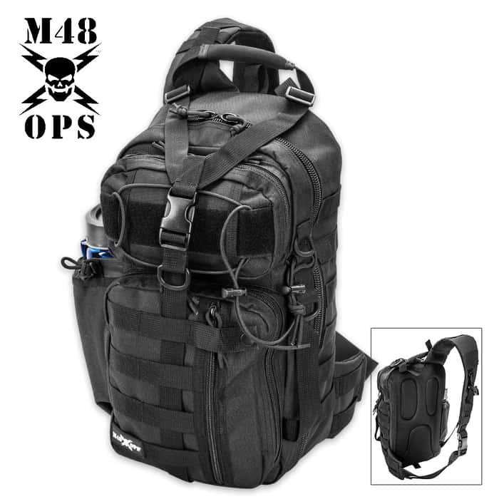 M48 OPS Triggerman Sling Bag