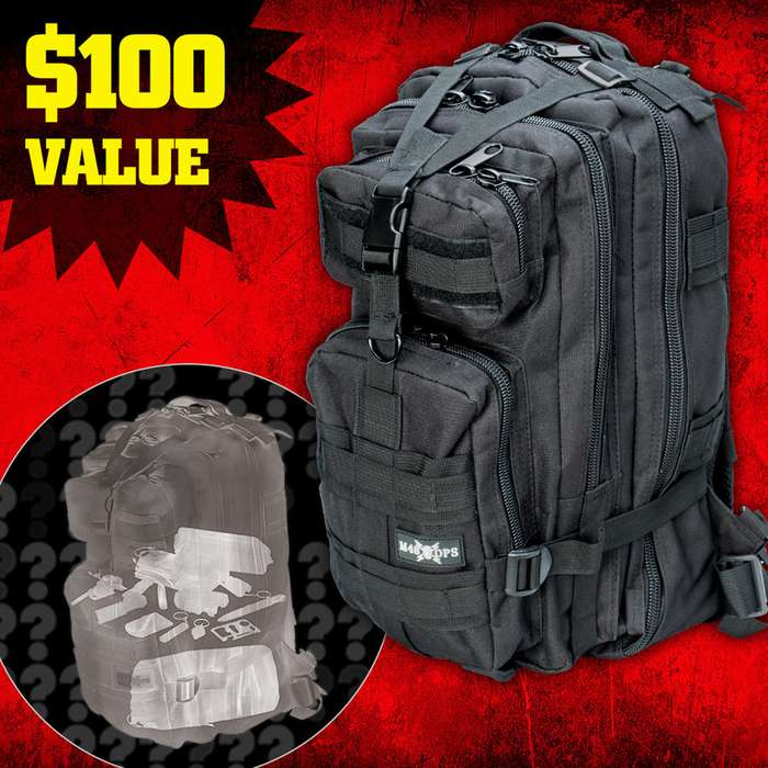 M48® Bugout Mystery Bag