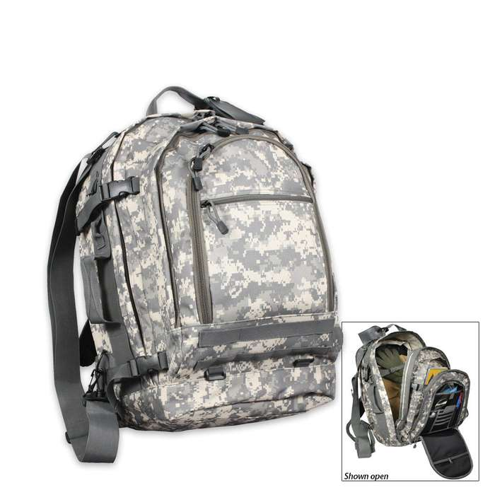 Rothco Move Out Tactical Travel Bag