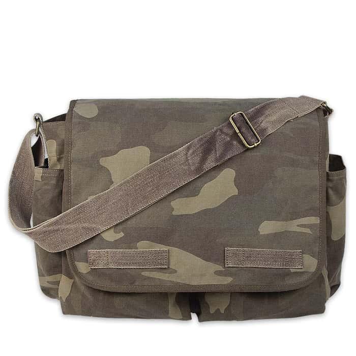Rothco Vintage Messenger Bag