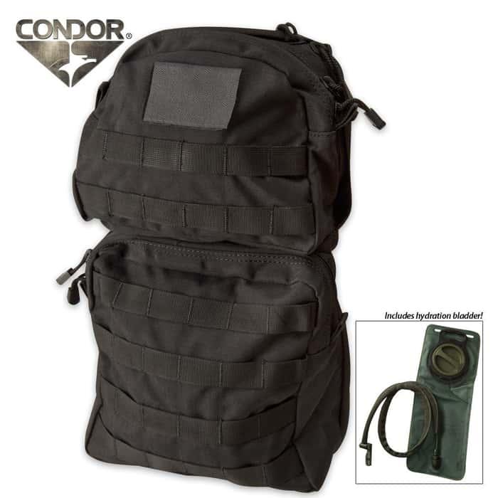 Condor Outdoor HCB2 Hydration Carrier II