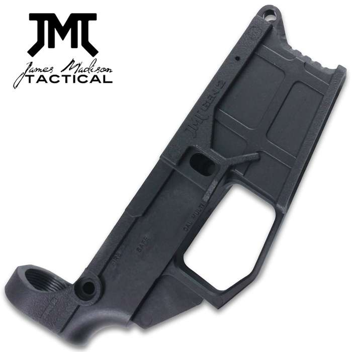 Constantly delivering the ultimate, James Madison Tactical introduces the new Gen2 AR-15 80% Lower Receiver with Jig Kit