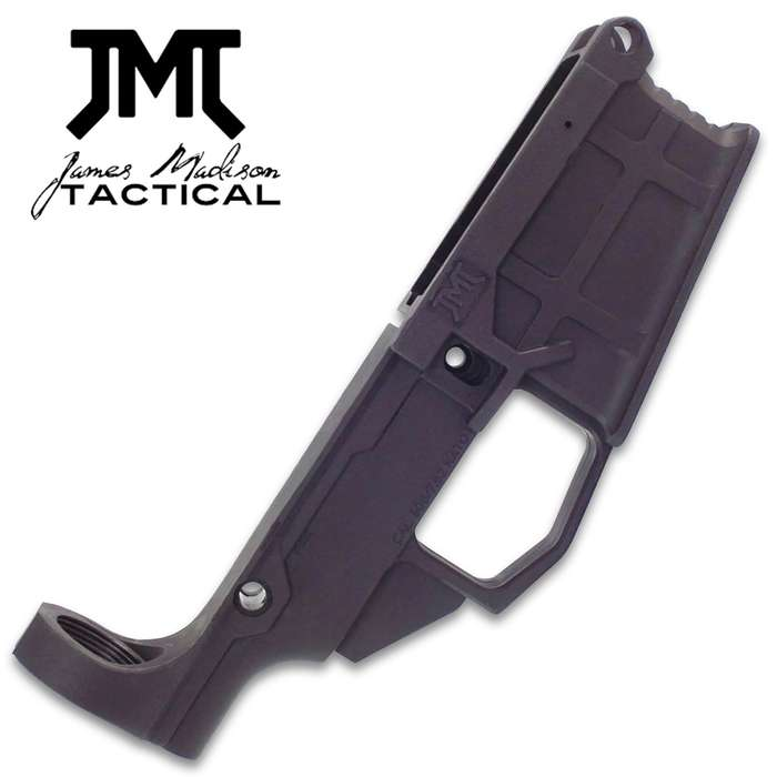 Constantly delivering the ultimate, James Madison Tactical introduces the new 308 80% Lower Receiver with Jig Kit