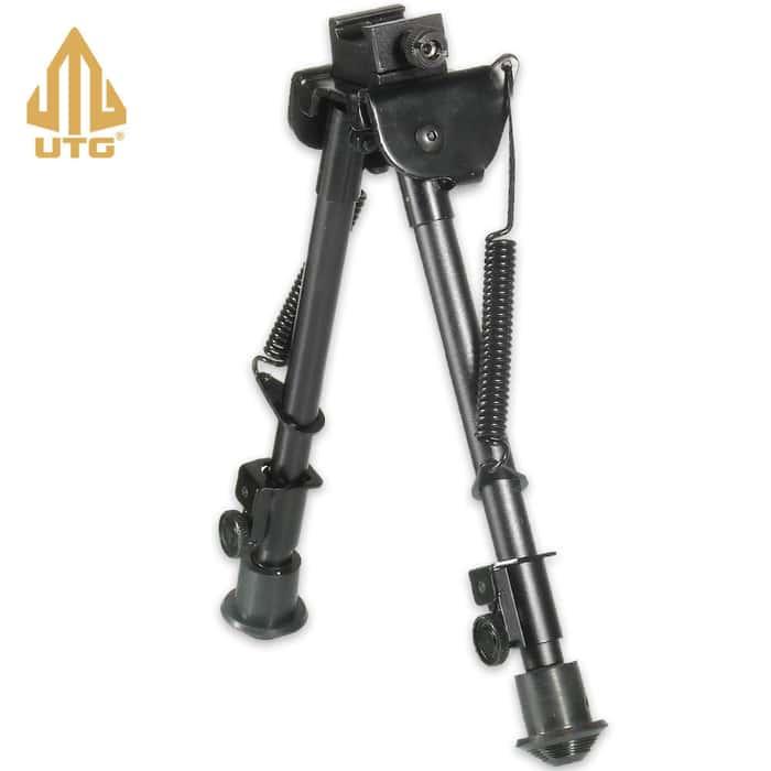 UTG Tactical OP Bipod Sniper