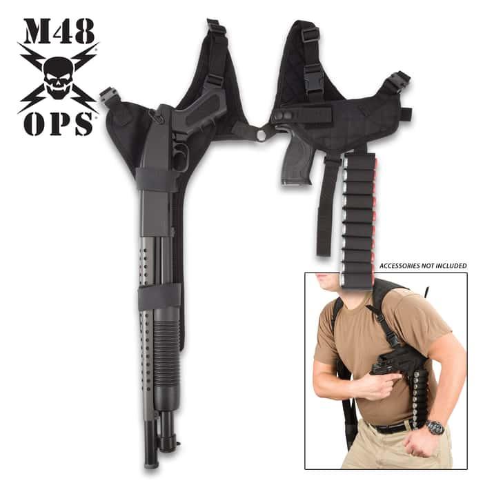 M48 OPS Universal Gunslinger Holster
