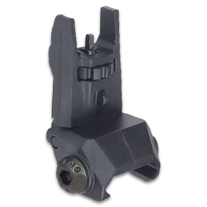 The XTS Flip-up Front Sight adheres in every way to the rigid quality standards required of all XTS brand tactical accessories