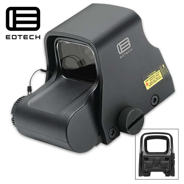 An operator-grade Holographic Weapon Sight built for close-quarter engagements with fast-moving targets