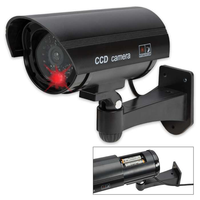 Night Watchman Dummy Camera