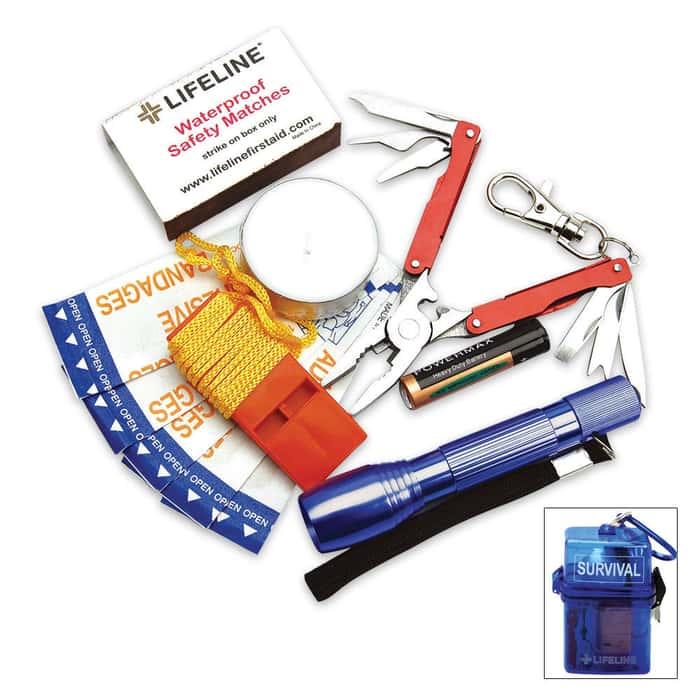 Lifeline Weather Survival Kit