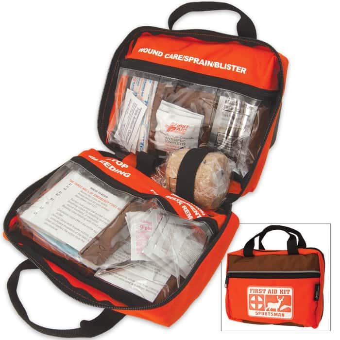 AMK Sportsman First Aid Kit