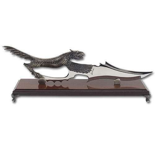 Griffin Bowie Knife With Display