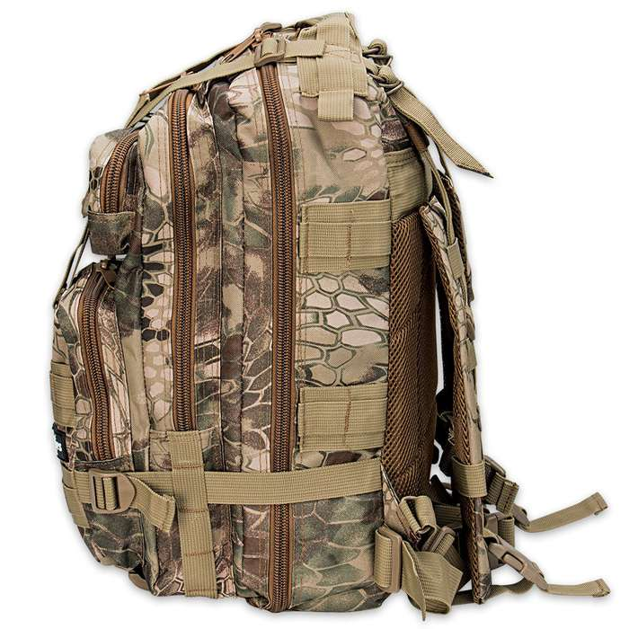 M48 Ops Gear Camo Daypack