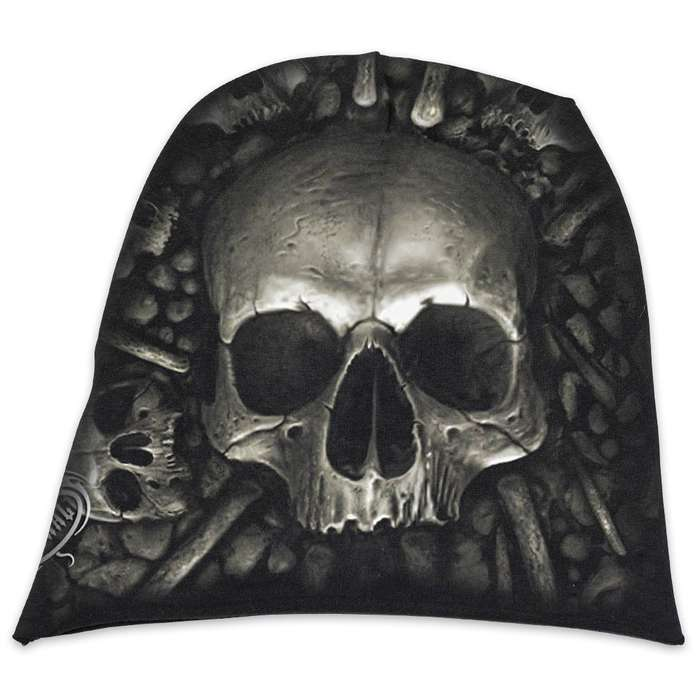 Catacomb Cotton Beanie - Hat