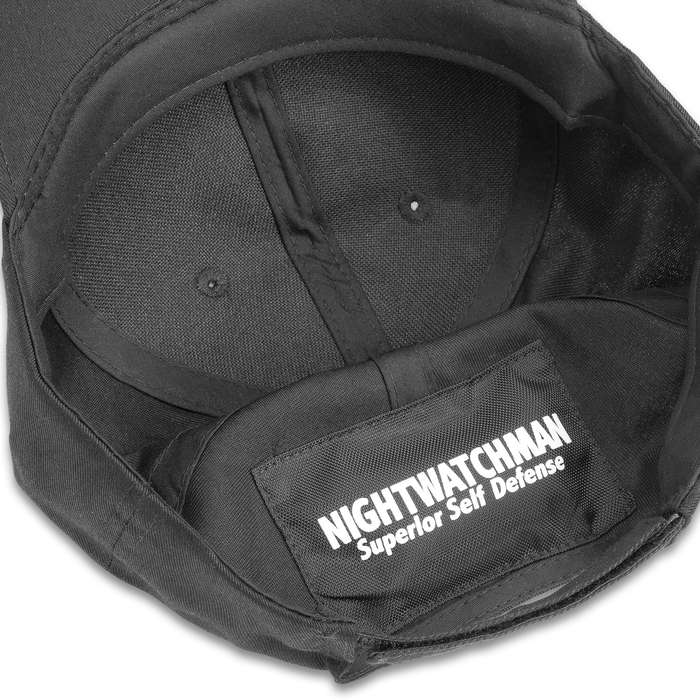 Night Watchman Self Defense SAP CAP With Lead Pocket