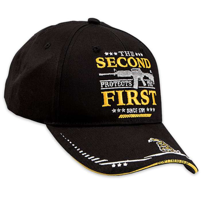 """The Second Protects The First"" Cap / Hat"