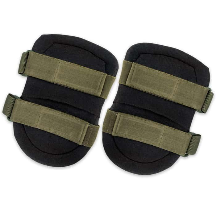 Black Legion Tactical Knee Pads OD Green