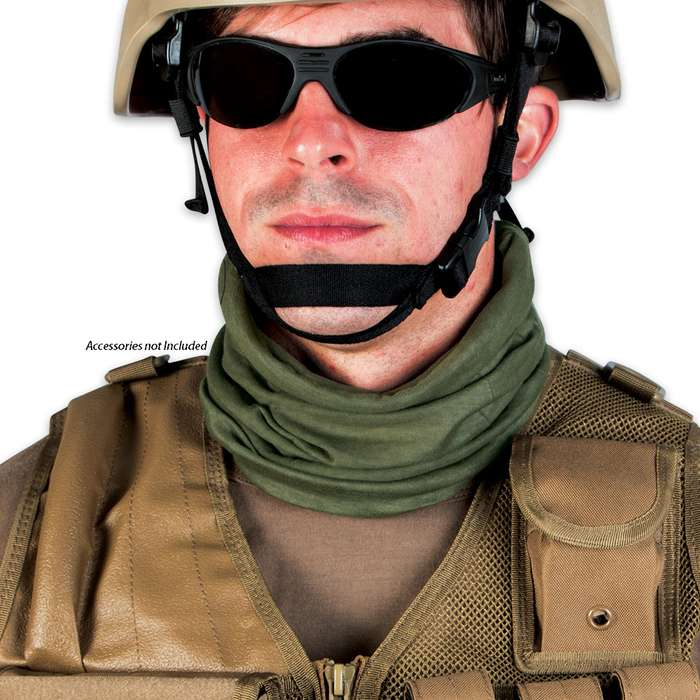 Tactical Multi Wrap Headgear Face Mask