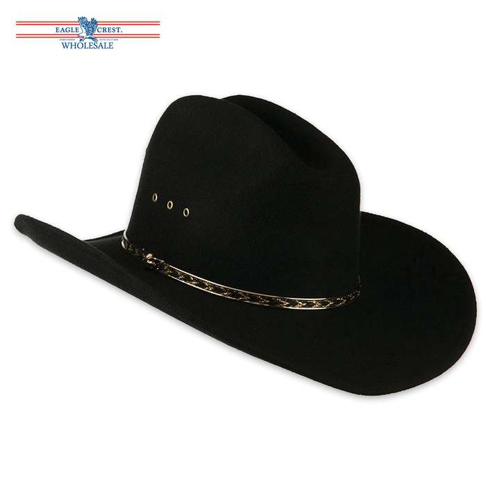 Vietnam Veteran Cowboy Hat