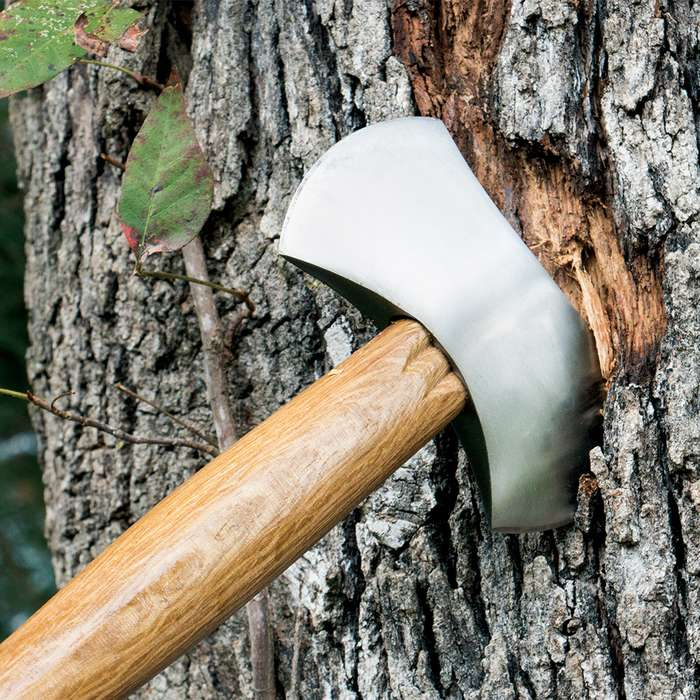 Timber Wolf Double Bladed Hatchet / Throwing Axe
