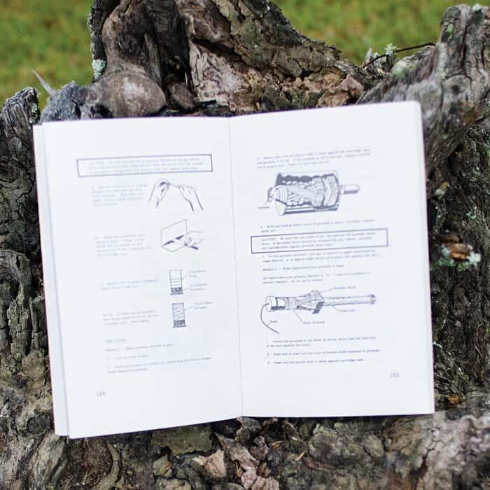 Army Technical Manual - Improvised Munitions Handbook