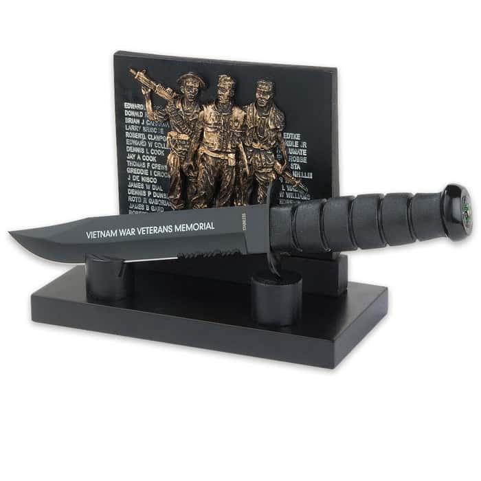 Vietnam Memorial Wall Knife
