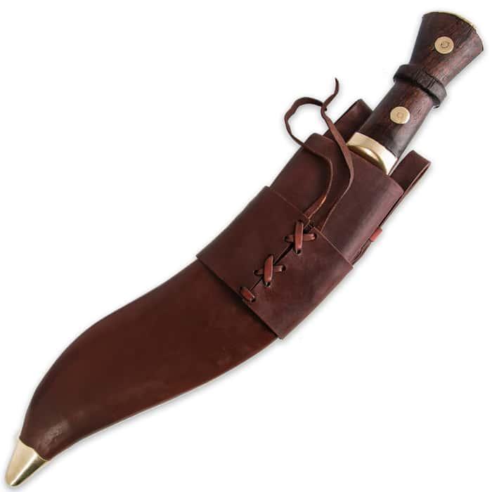 Regimental Kukri Fixed Blade Knife