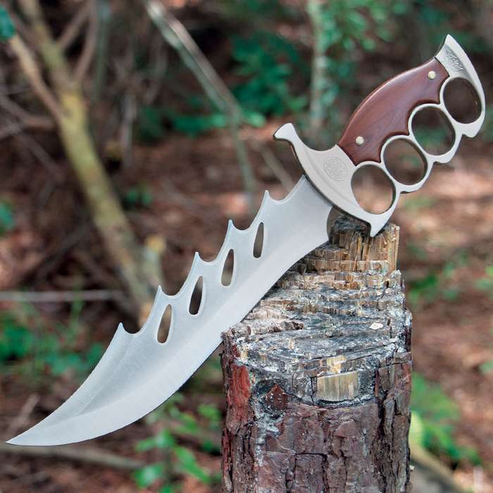 Hungry Hank Bowie Knife