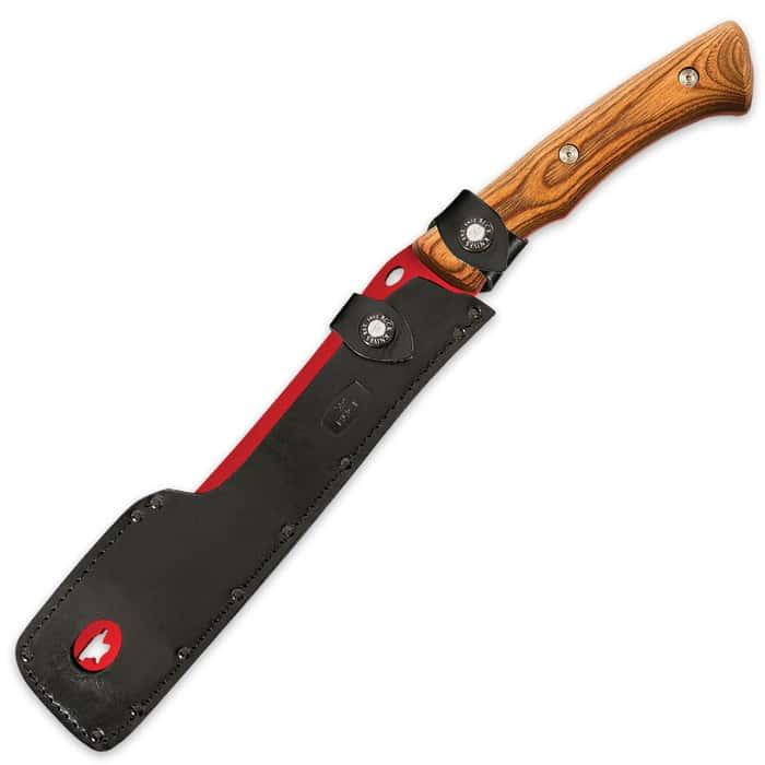 Buck Compadre Froe Machete Knife
