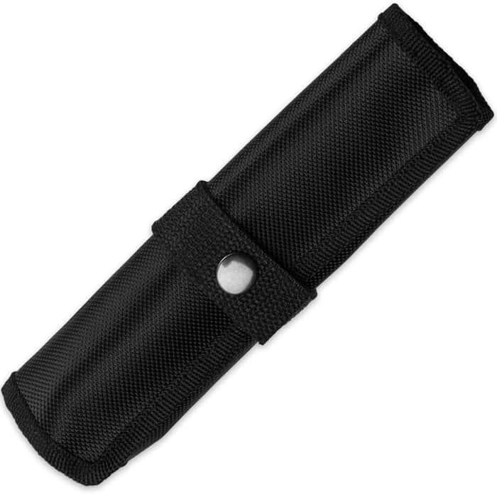 Ridge Runner 5-Piece Black Wooden Knives Set