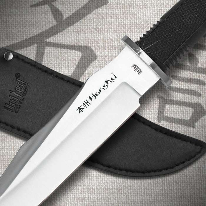 United Cutlery Honshu Fighter Knife with Sheath