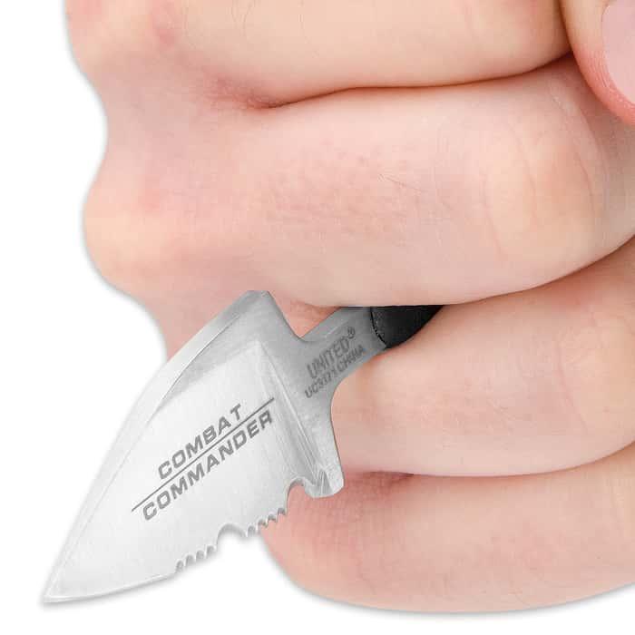 Combat Commander Mini Push Dagger
