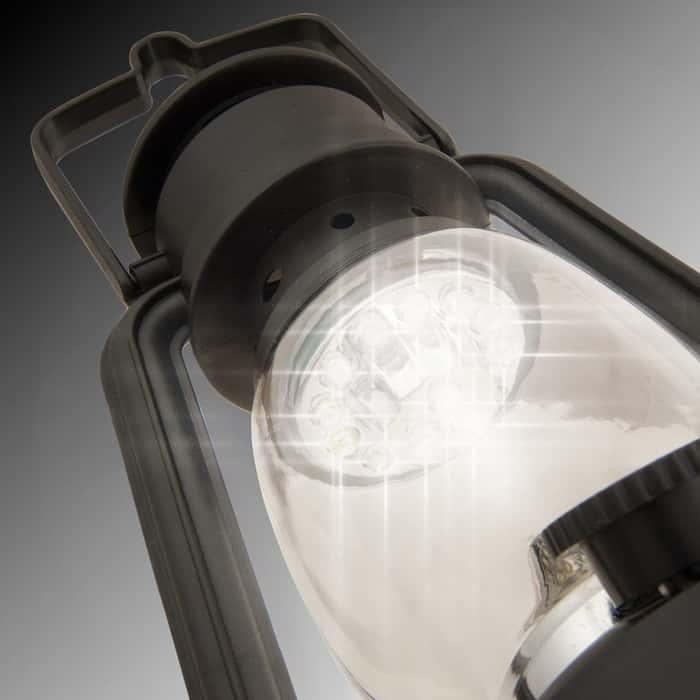15-LED Hurricane/Emergency Lantern