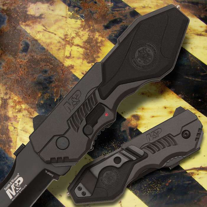 Smith & Wesson M&P Assisted Opening MP4L Pocket Knife