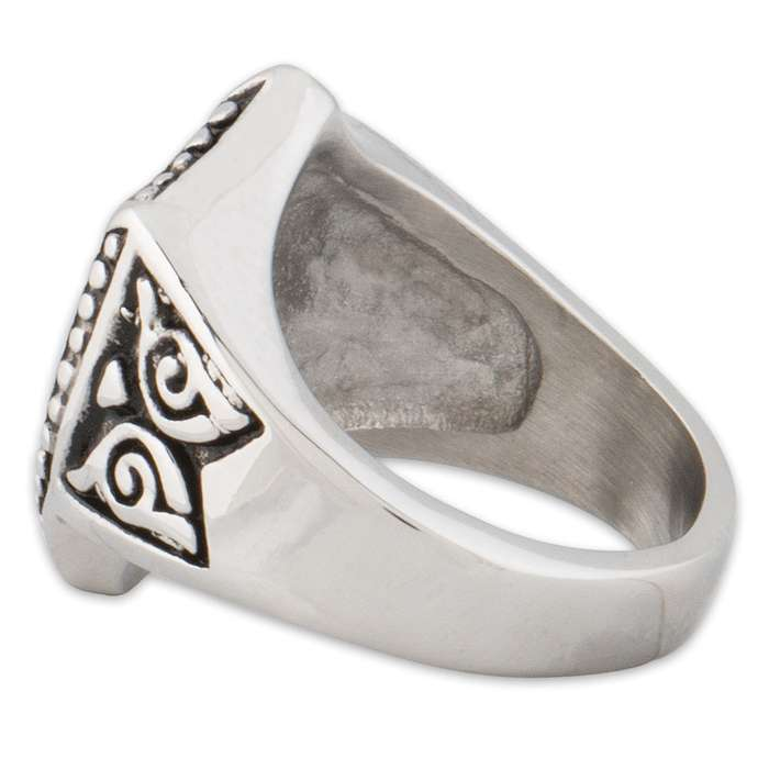 Magnificent Cross Ring