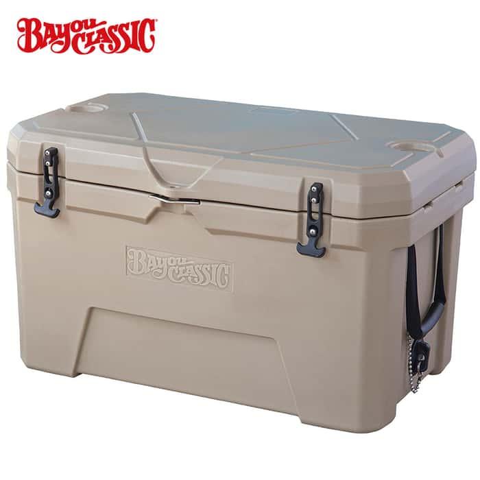 50-Liter Roto-Mold Construction Cooler