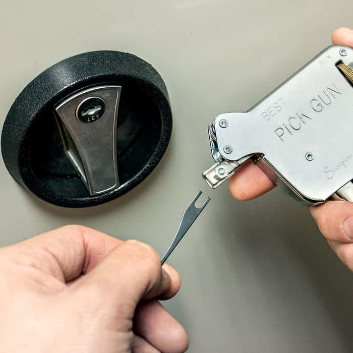 EZ Pick Professional Lock Pick Gun