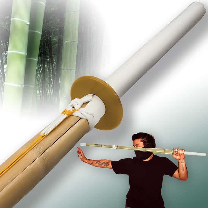 Kendo Bamboo Shinai Practice Sword