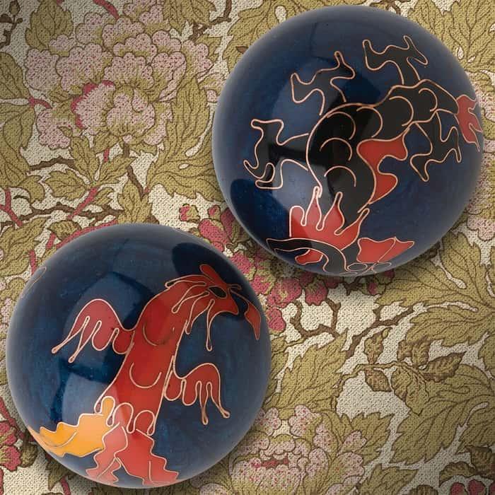 Dragon Chinese Tranquility Balls