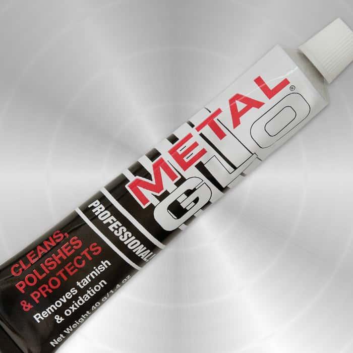 Metal Glo Polishing Paste