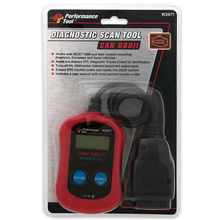 CAN-OBDII Diagnostic Scan Tool