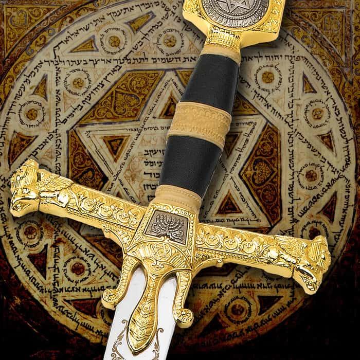 King Solomon Sword