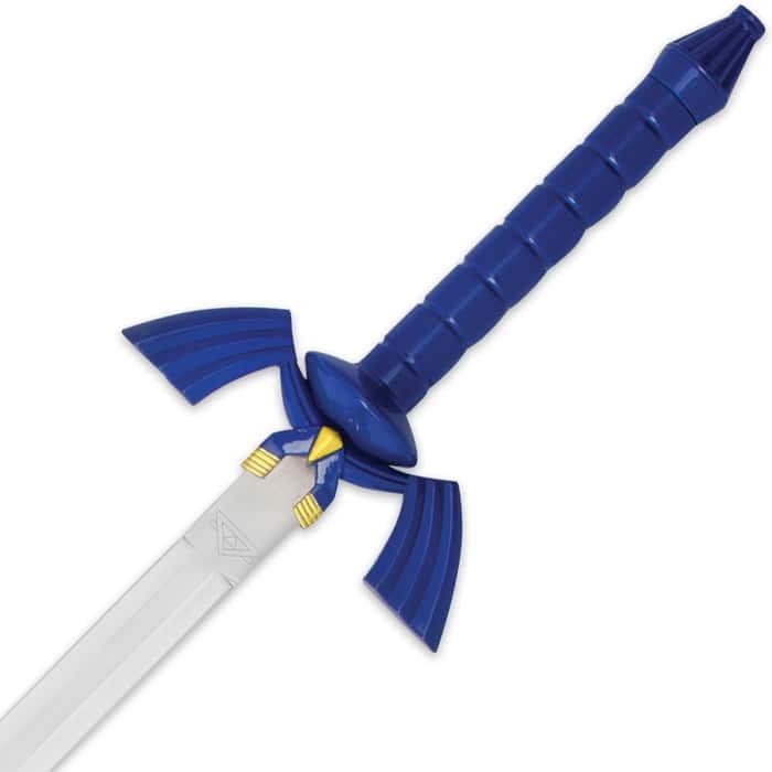 Zelda Master Sword With Scabbard
