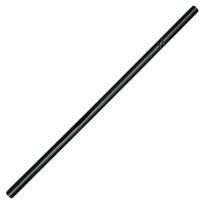 Shinwa SilkFang Handmade Shirasaya / Samurai Sword - Double-Edged Blade; Exclusive, Hand Forged Black Damascus Steel; Hand Lacquered Hardwood - Sleek Ninja Stealth, Functional, Battle Ready, Full Tang