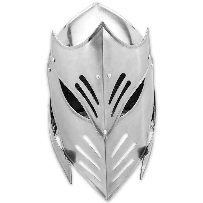 Dark Adventure Armageddon Helmet - 20-Gauge Steel