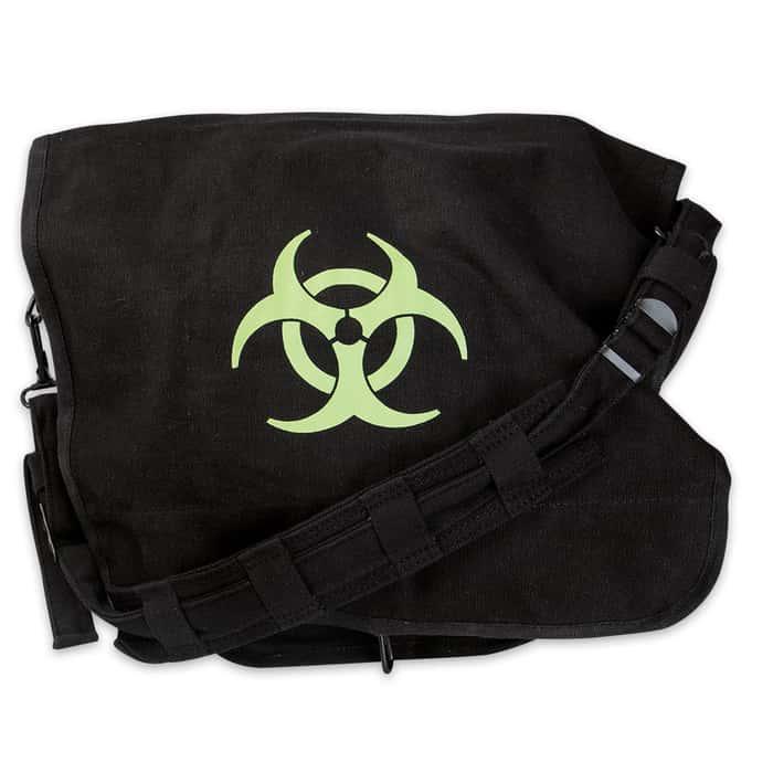 Black Legion Undead Apocalypse Shoulder Messenger Bag