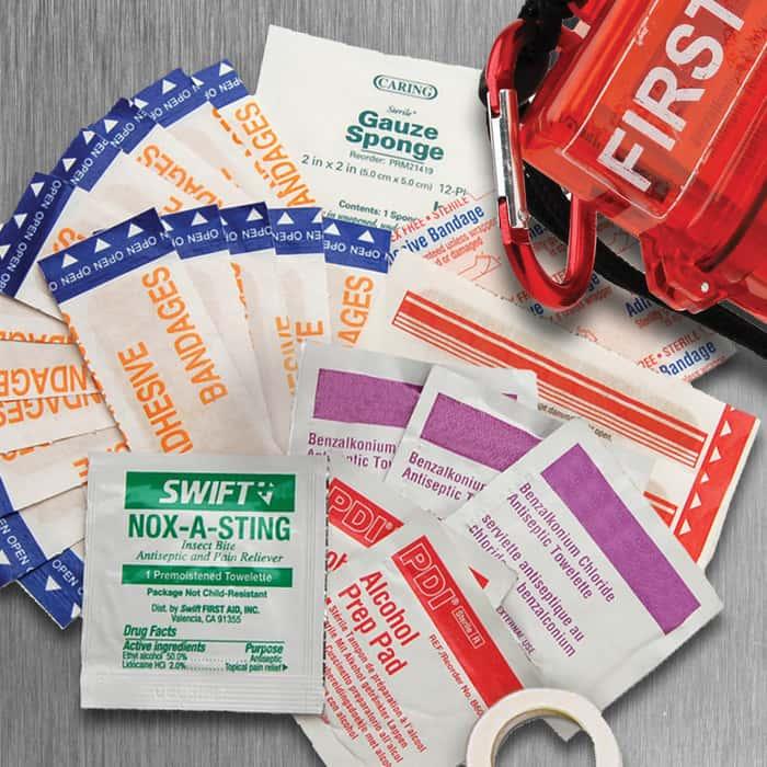 Lifeline Weather Resistant First Aid Kit