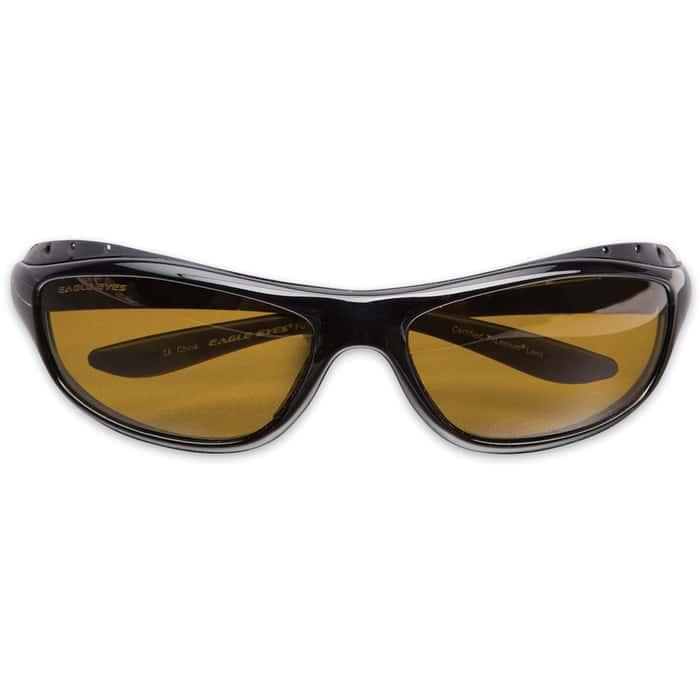 Futura Black Sunglasses