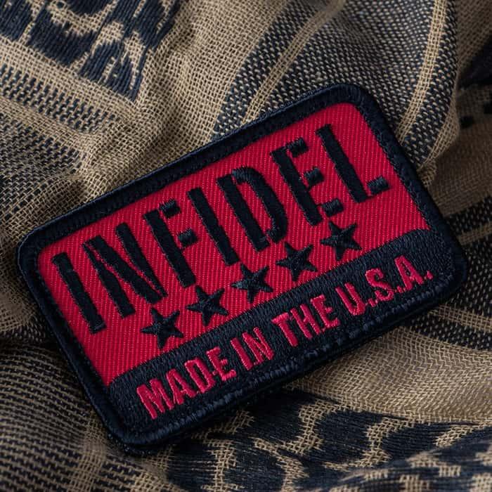 Infidel Velcro Morale Patch